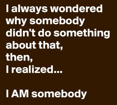 I always wondered ...