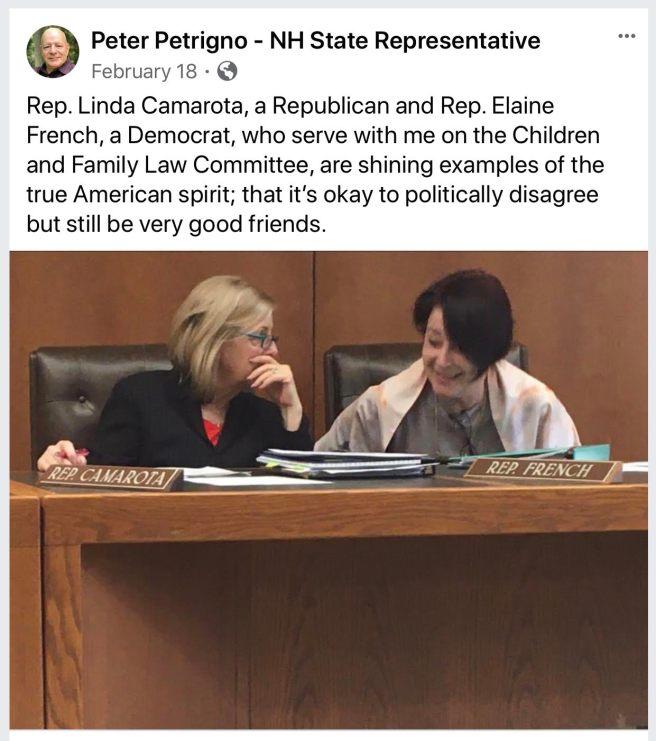 Bipartisan Friends