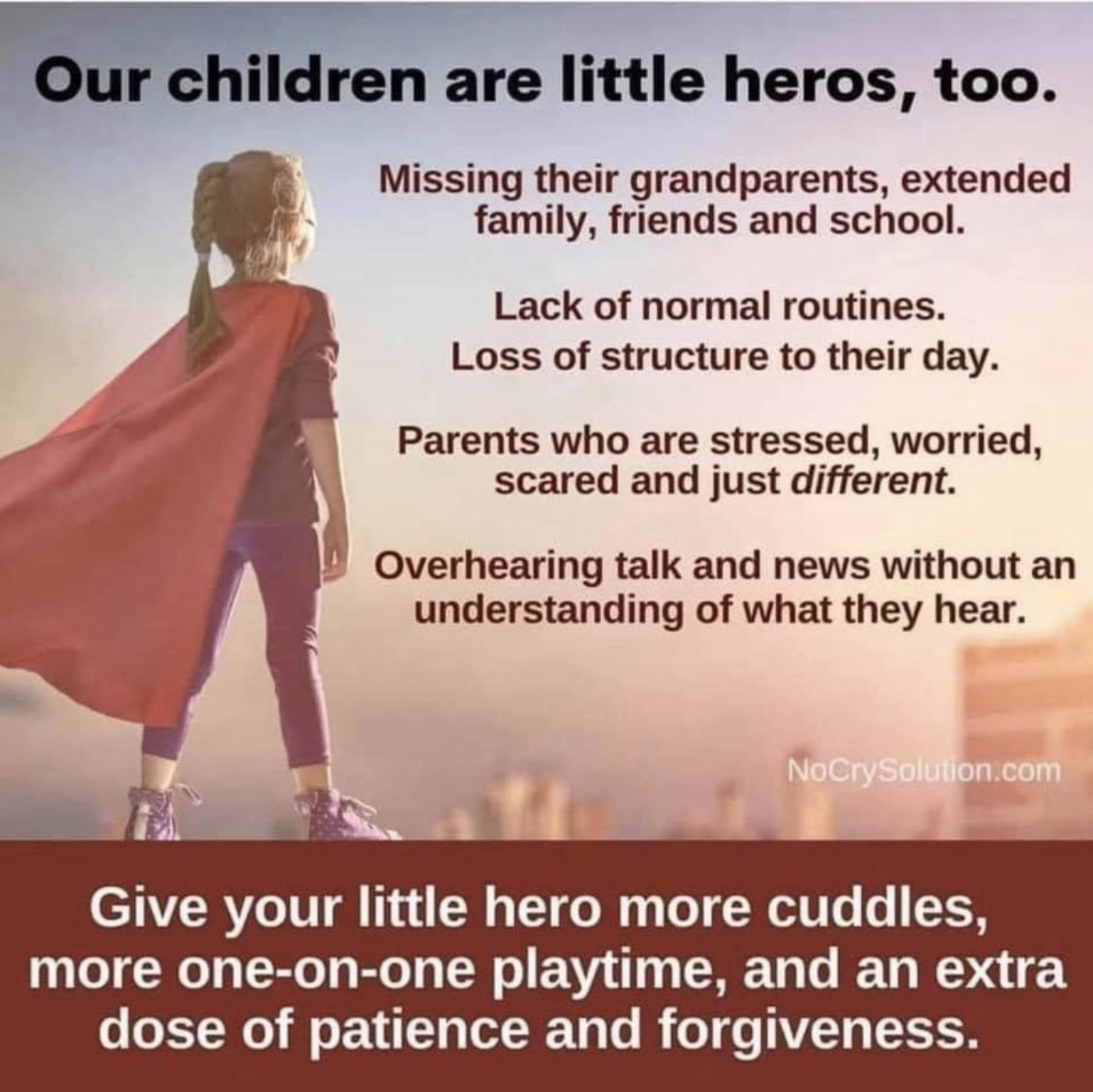 Our Little Heros